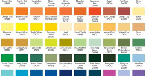 americana acrylic paint color chart jpg color mixing acrylics artwork and paintings