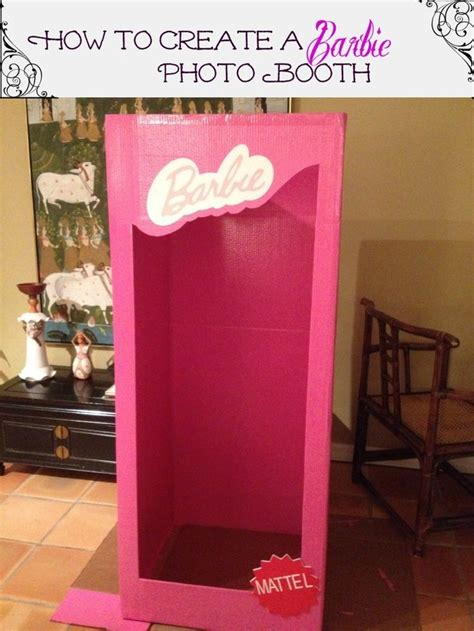 barbie photo booth layout 836 best images about girl birthday ideas on pinterest