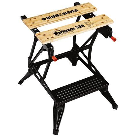 workmate bench black decker wm536 dual height folding workmate