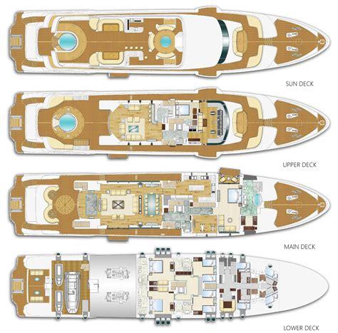yacht floor plans majesty 155 superyacht deck plans mega yacht deck plans dubai mega yacht