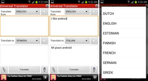 best traslator best translator apps for android android authority