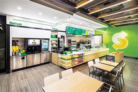 layout of subway restaurant subway restaurant will feature new concept business