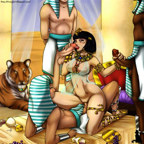 Cleopatra The Queen By Natysanime Hentai Foundry