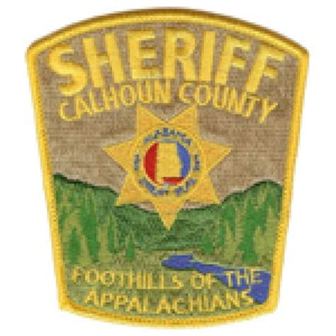 Calhoun County Probation Office by Special Deputy Sheriff Benjamin Quot Lon Quot O Bryant