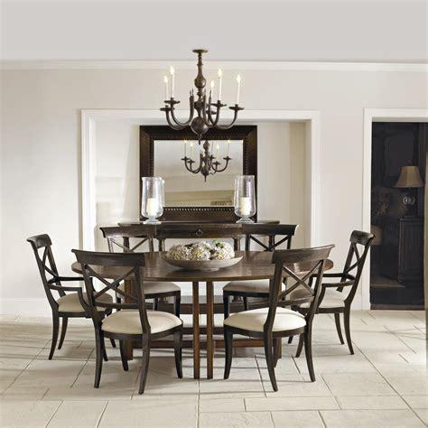 formal dining room sets bernhardt furniture normandie vintage patina tabacco by bernhardt adcock furniture