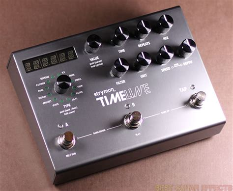 Strymon Giveaway - strymon timeline review best all around delay effects pedal