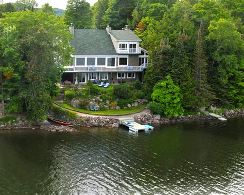 Lakefront Home Floor Plans waterfront dream home for sale waterfront executive home