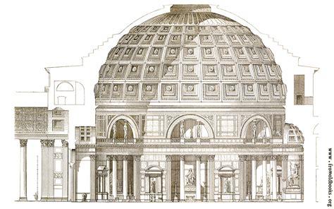 cupola pantheon roma rome pantheon