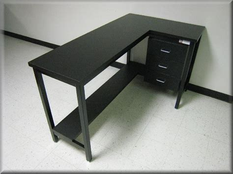 Table L l shaped tables at rdm industrial products