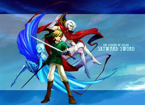 skyward sword skyward sword legend of skyward sword artwork
