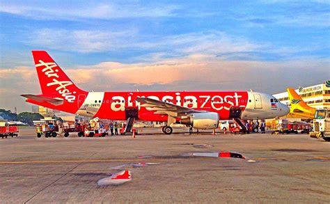 airasia zest flights airasia zest at malaysia airport klia2 malaysia airport