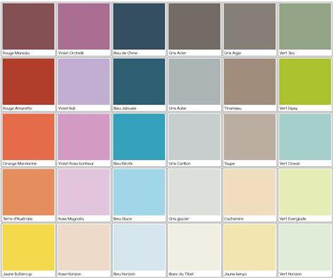 Association Couleur Peinture by Bemerkenswert Association Couleur Peinture De Couleurs