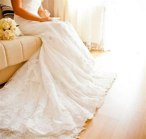 Wedding Gown Preservation   Use Our Professional Cleaning