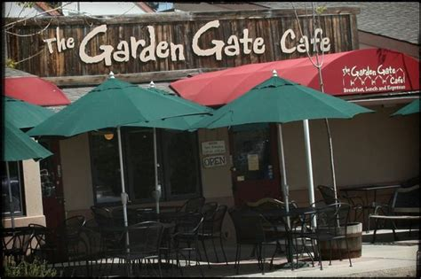 Garden Gate Cafe by The Garden Gate Cafe Niwot Co