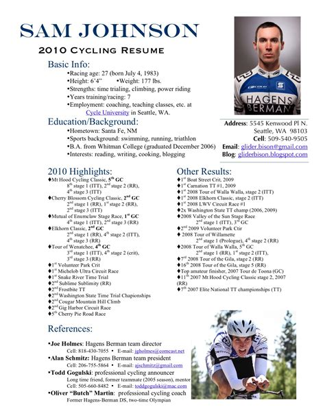 sponsorship resume template pleasing motocross resume exles for sponsorship resume