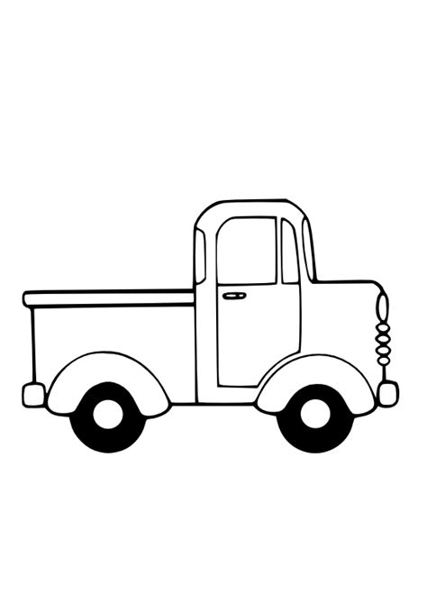 christmas truck coloring page dump truck clipart black and white clipart panda free
