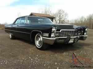 1968 Cadillac Sedan 1968 Cadillac Sedan With 18 017 Original