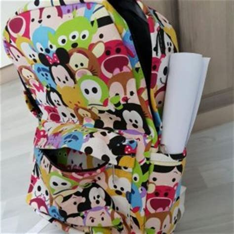 Tsum Casual wts fleece tsum back pack boys why