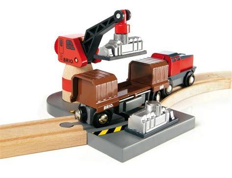 brio train set toys r us brio cargo harbour train set 33061 table mountain toys