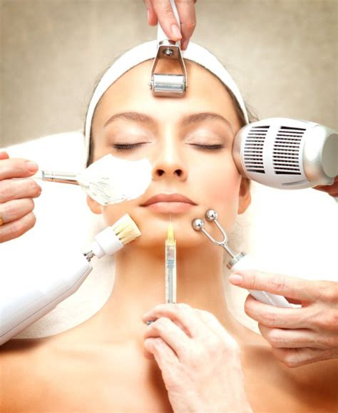 esthetician salary education career information by industry