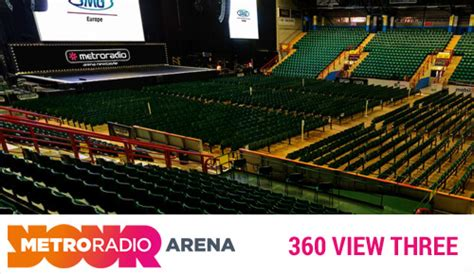100 Floors Level 40 Wont Work - metro radio arena seating plan
