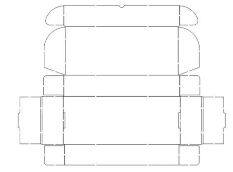 corrugated box template corrugated and folding box customization