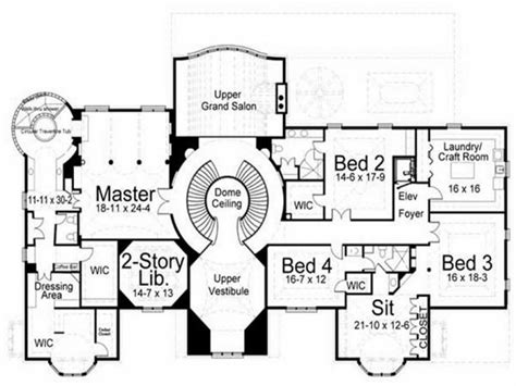 inside castles castle floor plan