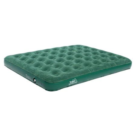 texsport deluxe size air bed walmart