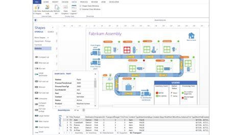 microsoft visio features create professional diagrams visio top features