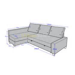 Chaise Sofa Bed With Storage Ikea Friheten Corner Sofa Bed Skiftebo Dark Grey Urban