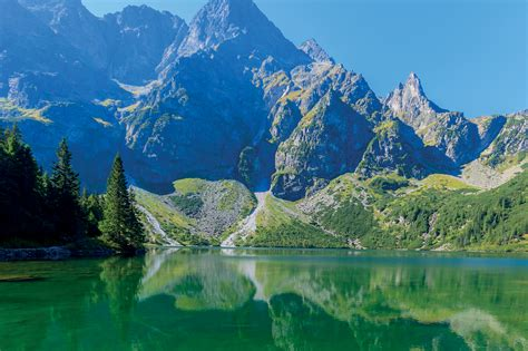 Bathrrom by Guided Walking At Zakopane Poland