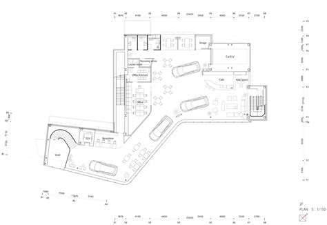 car showroom floor plan suppose design office completes car showroom for mazda