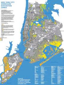 Flood Zone Map Nyc by Storm Surge New York City Partial Evacuation Modern