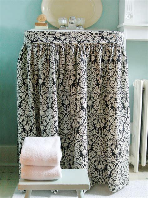 how to make a bathroom sink skirt f2cb210ac02a930b816b4e0b89930d79 jpg