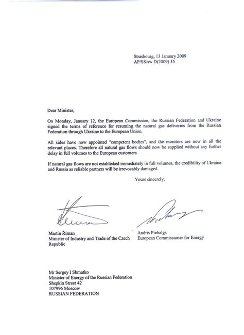 Joint Letter presidency and commission urge resumption of gas supply in