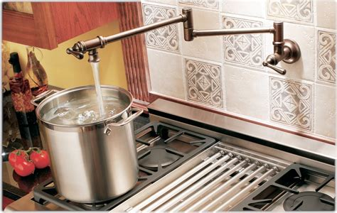Stove Pot Filler Faucet by Your Kitchen 7 Kitchen Upgrades That Make A