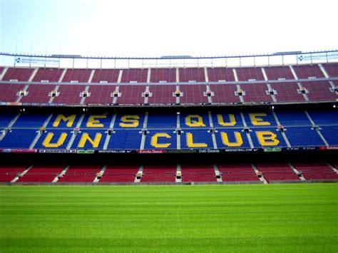 nou catal nivel c el c nou es el estadio del bar 231 a futbol club barcelona pictures to pin on