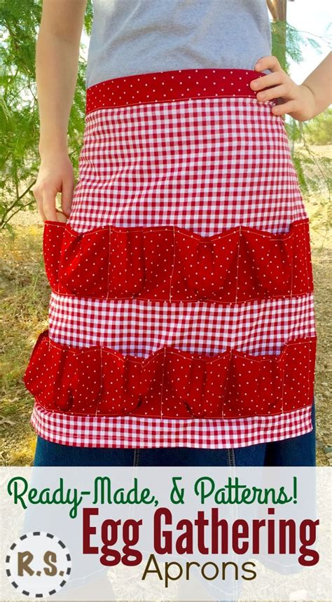 pattern egg gathering apron 221 best images about aprons on pinterest retro apron