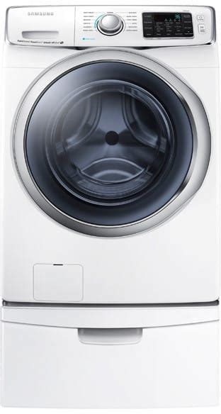 samsung wfhaw    cu ft front load washer