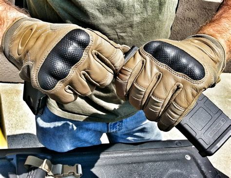 Murah Oakley Si Assault Glove oakley si tactical touch gloves foliage green airsoftshop