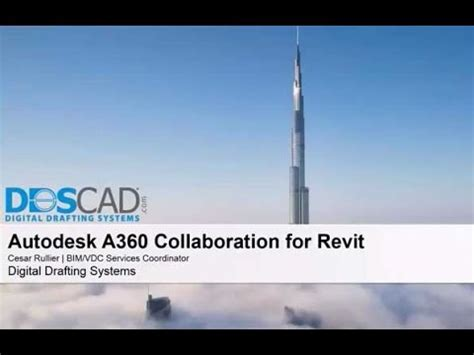 revit collaboration tutorial a360t c4r collaboration for revit digital drafting