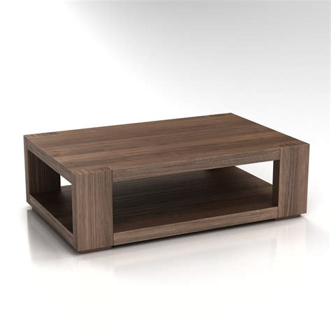 crate barrel coffee table 3d crate and barell lodge coffee table high quality 3d