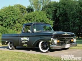 1961 ford f 100 flat out classic trucks magazine