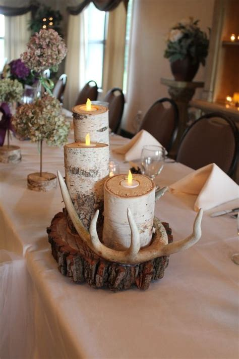 theme wedding table decorations 25 best ideas about birch centerpieces on