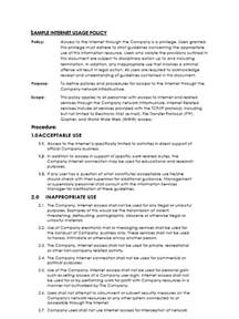 network policy template network security policy template free word templates