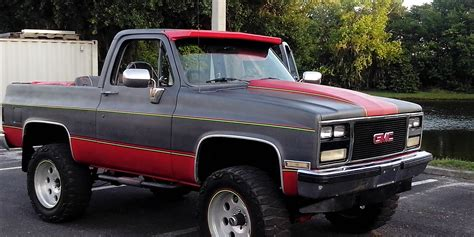 gmc jimmy gypsyjimmy 1988 gmc jimmy specs photos modification info