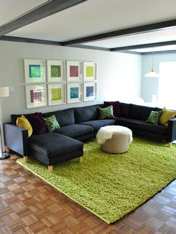 young house love sectional toe heaven young house love
