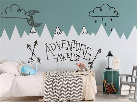 doodlebug uk stockists how to turn a bedroom or playroom into a canvas