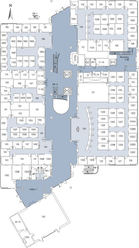 csu building floor plans 1st floor california state university stanislaus