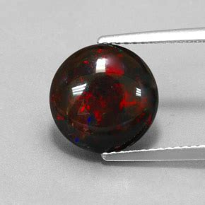 Black Opal 3 3ct black opal 3 3ct from gemstone